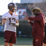 Could Farley play both ways for the Hokies? (Ivan Morozov)