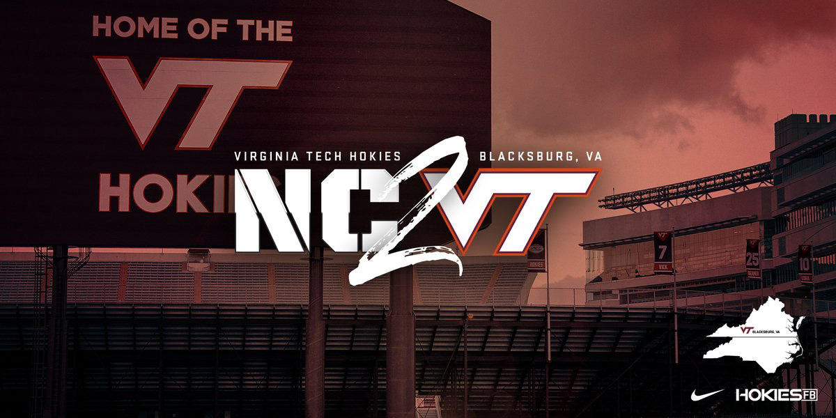 Today, Virginia Tech started a social media marketing campaign to recruit North Carolina.  This is one of the graphics used.  Perfect timing to borrow it for this series of articles!