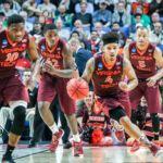 Seth Allen 2017 NCAA Tournament vs Wisconsin