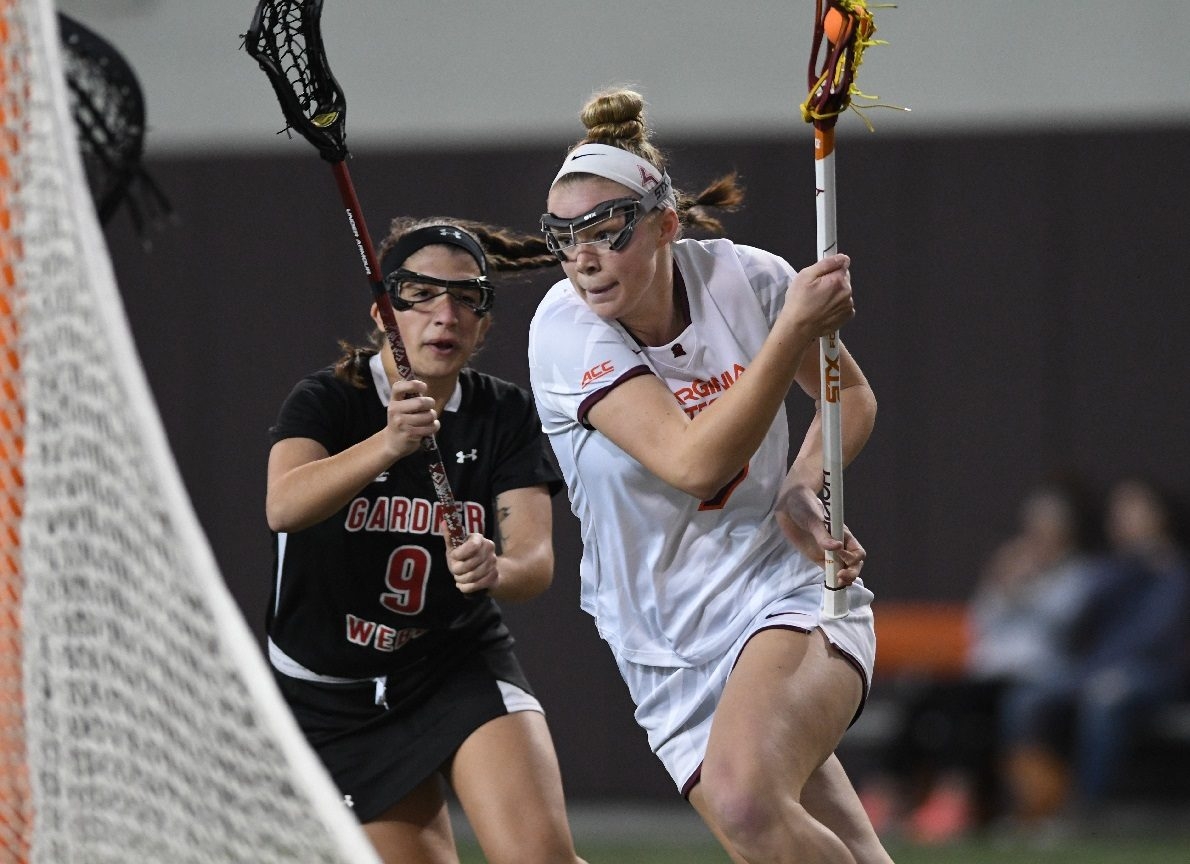 Virginia Tech lacrosse