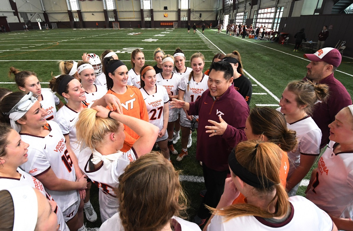Virginia Tech Lacrosse vs James Madison