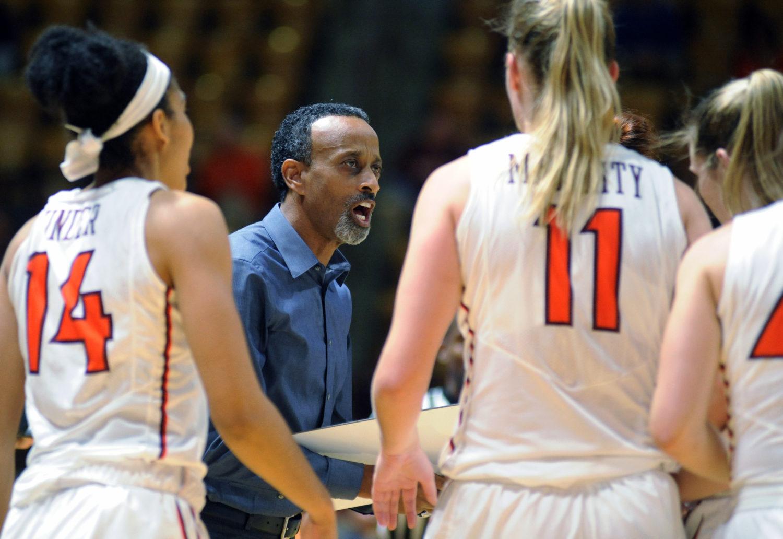 Virginia Tech Women's Basketball Kenny Brooks