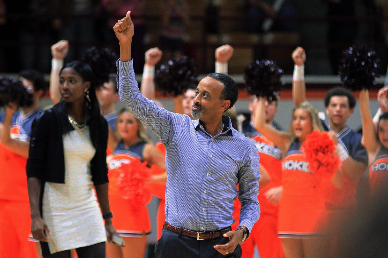 Virginia Tech Women's Basketball v. Georgetown