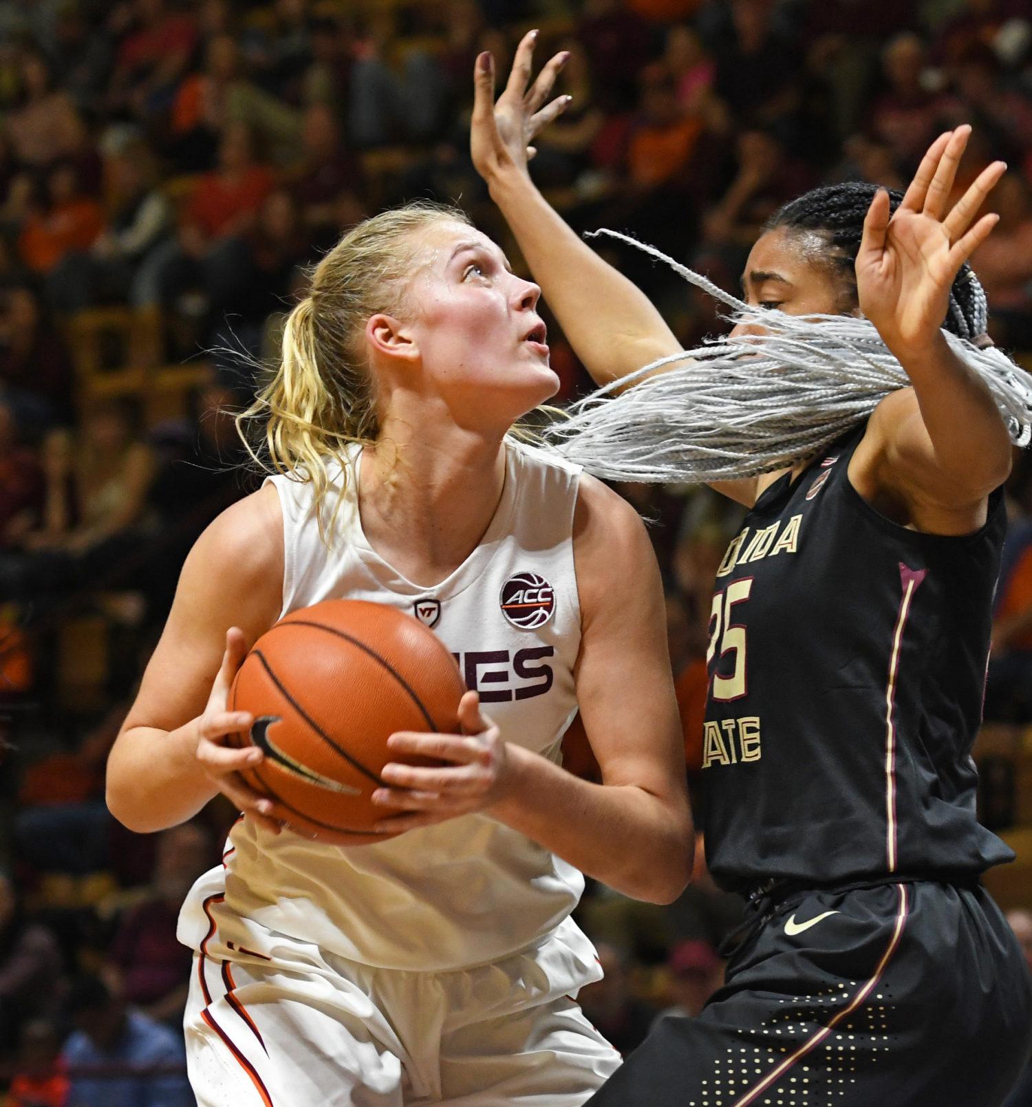 Virginia Tech Women's Basketball vs. Florida State