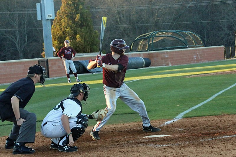 Jack Owens is second in the country in hits. (Virginia Tech sports photography)