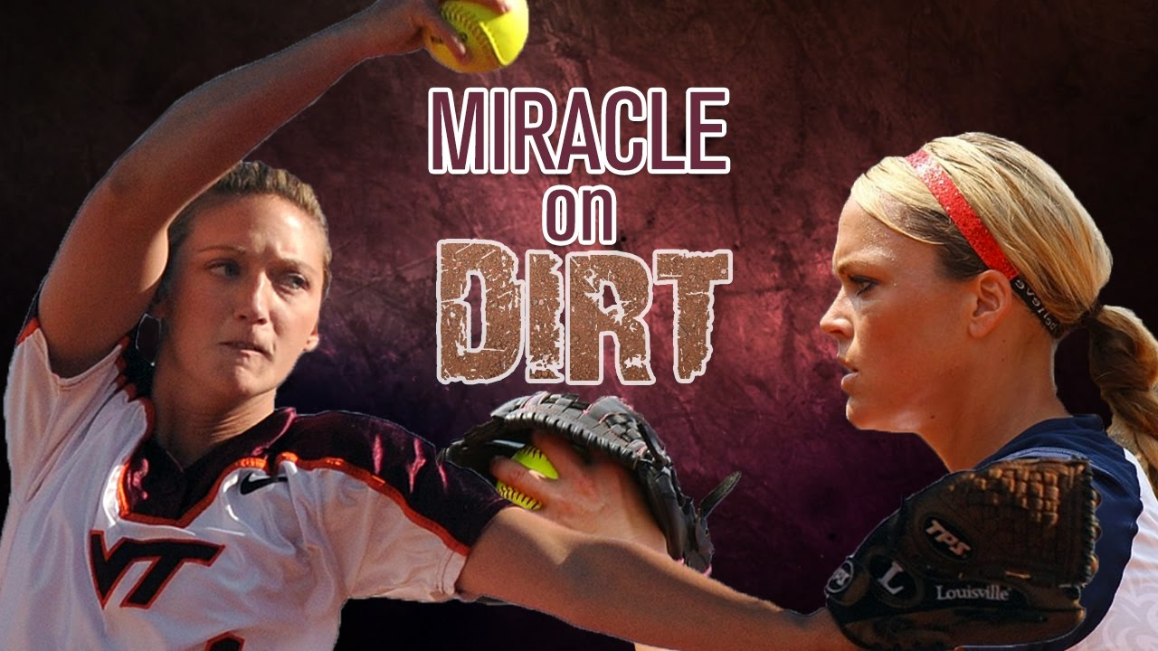 Virginia Tech softball Miracle on Dirt