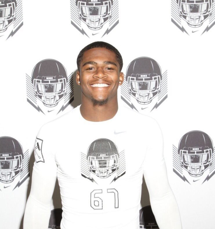 Devyn Ford Virginia Tech recruiting
