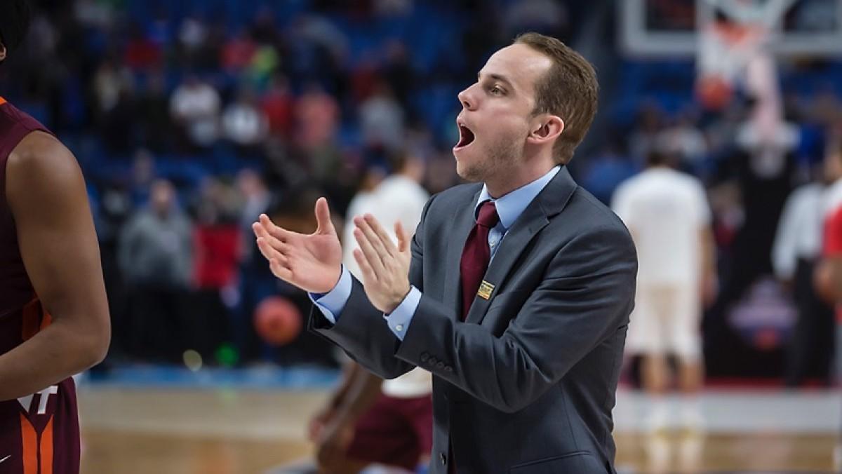 Virginia Tech men's basketball Josh Chambers