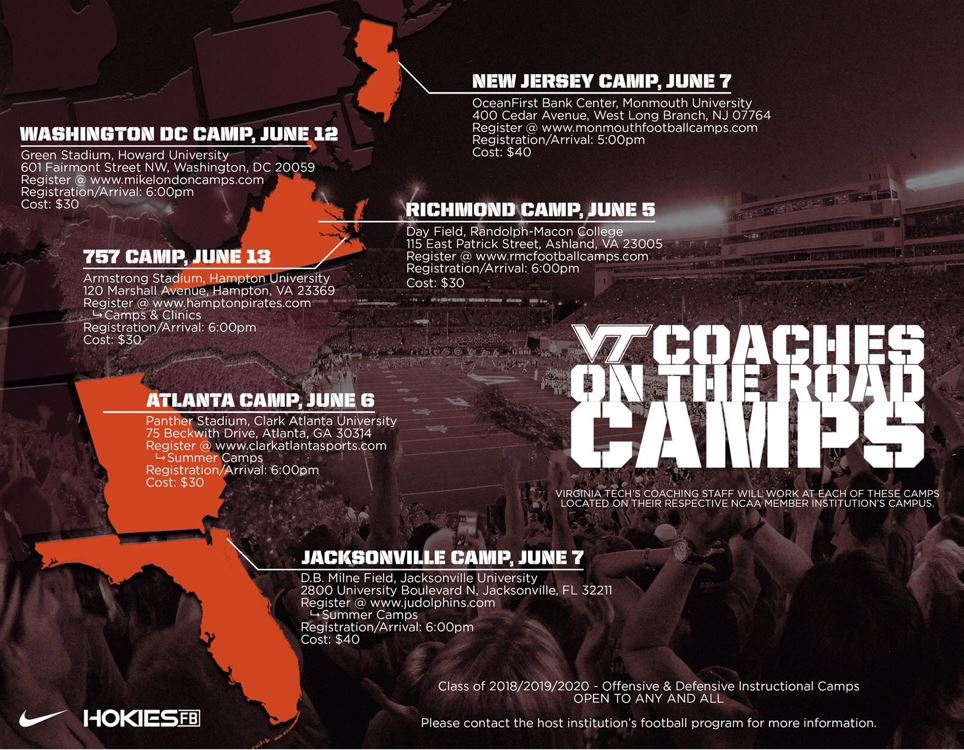 Virginia Tech recruiting