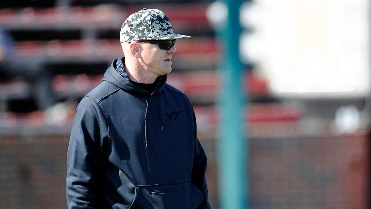 Hokies hire Szefc away from Maryland to be baseball coach