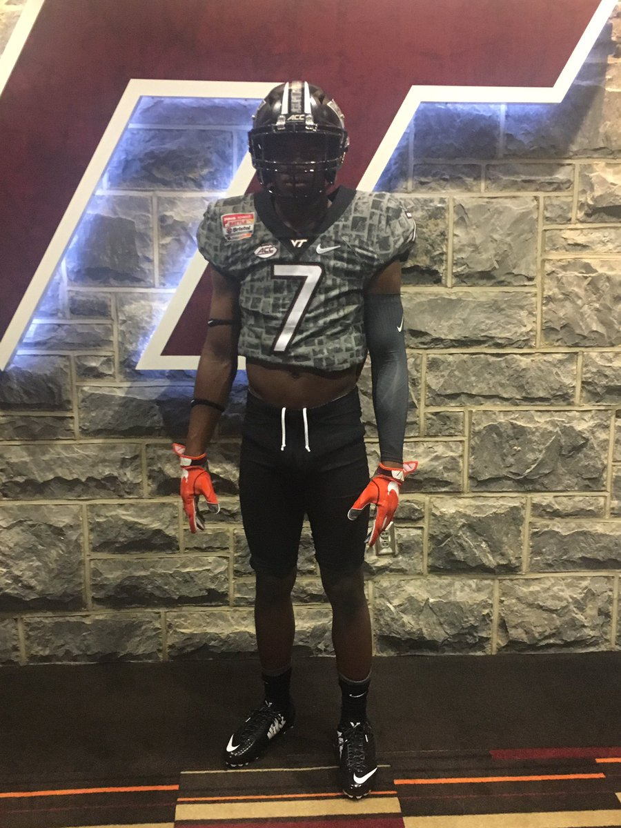 DJ&nbsp:Crossen Virginia Tech recruiting