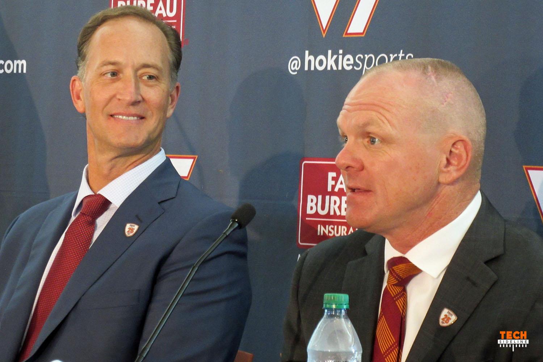 Virginia Tech Baseball Coach John Szefc Contract Details Techsideline Com