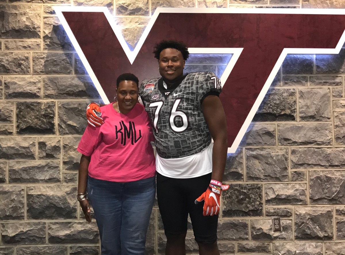 Virginia Tech recruiting