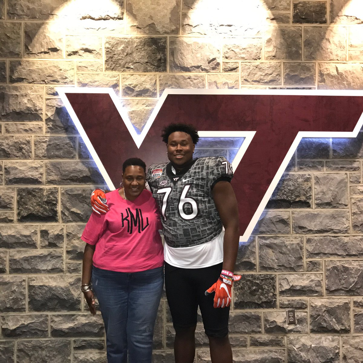 Virginia Tech recruiting Jordan McFadden