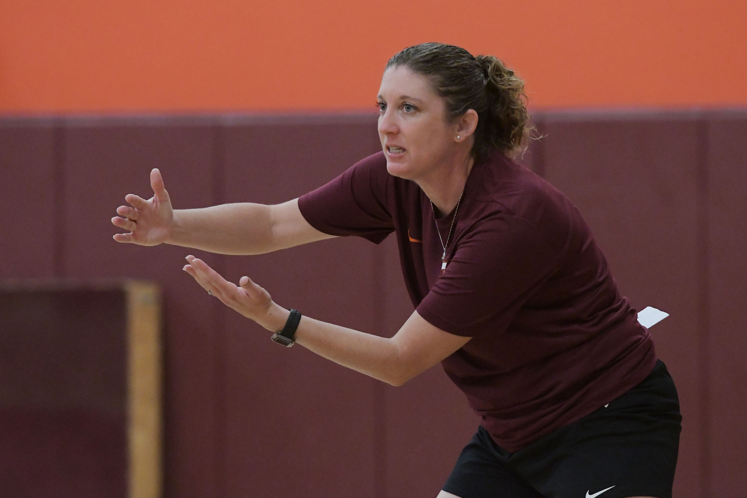 Virginia Tech volleyball