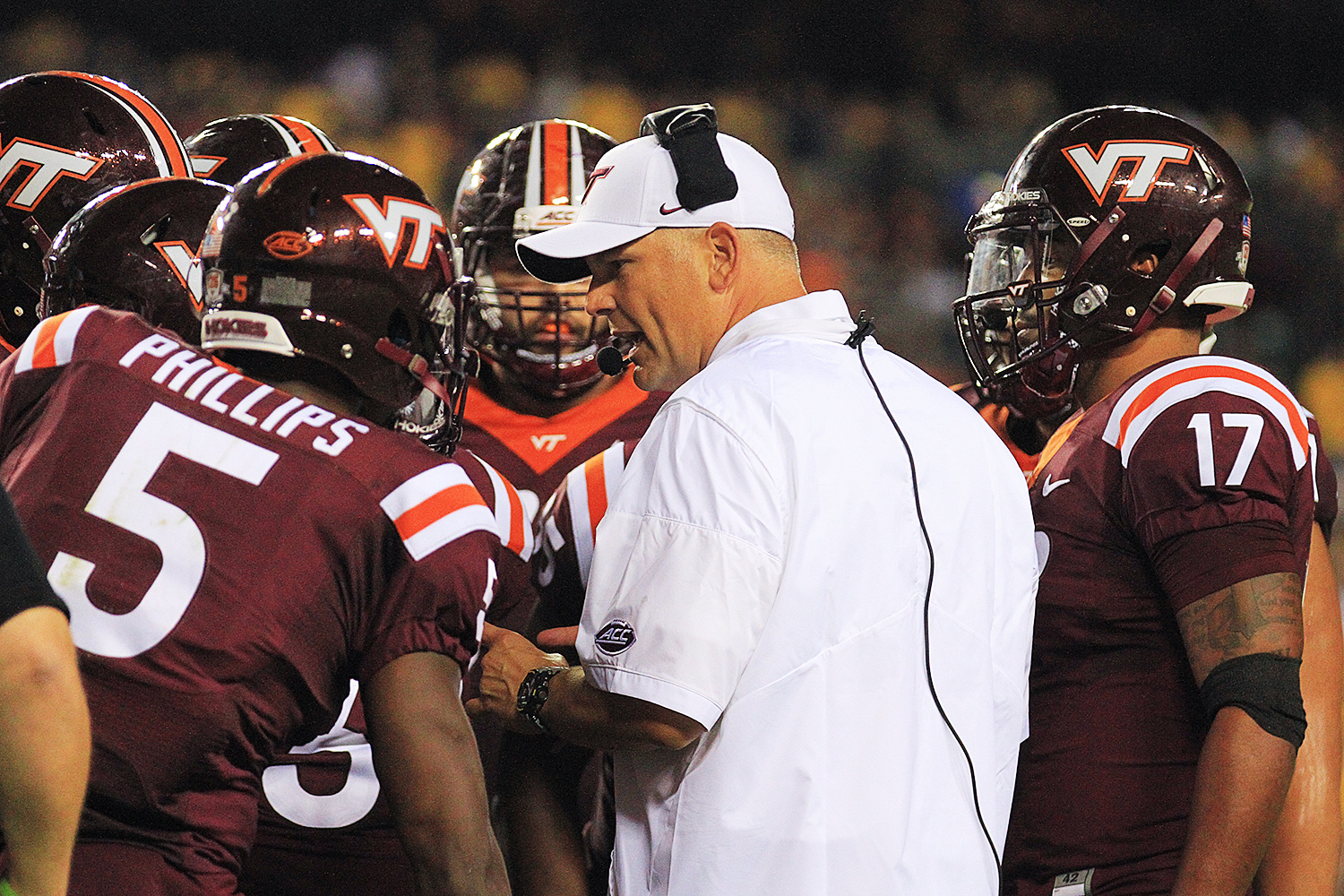 Virginia Tech football