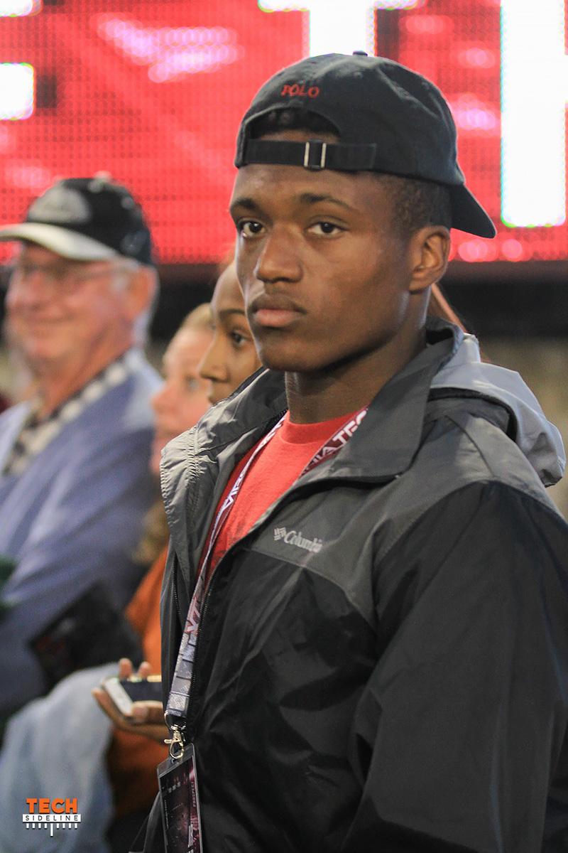 Virginia Tech recruiting JR&nbsp:Walker