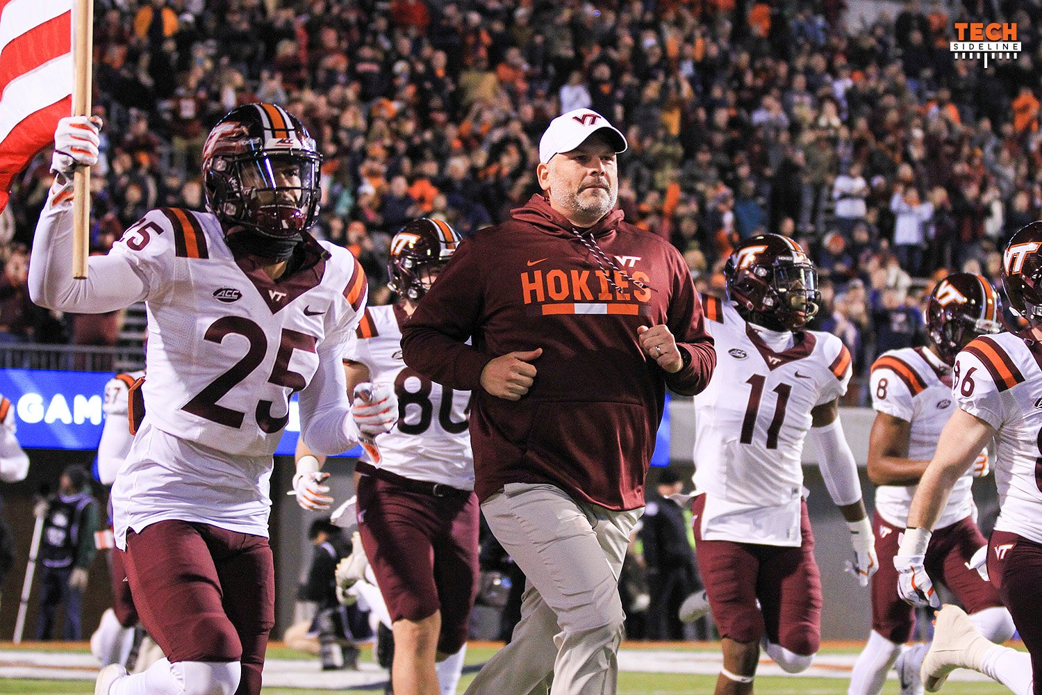 Justin Fuente Virginia Tech 2019 Football Recruiting Target Board