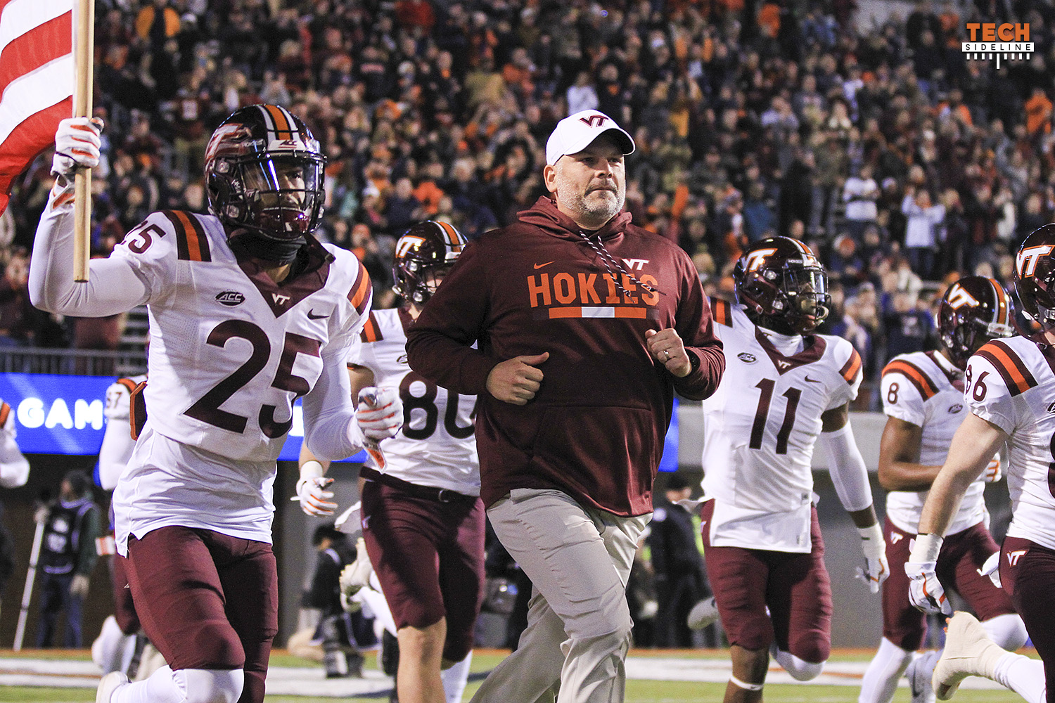 #22 VA Tech Will Face #18 Oklahoma State in Camping World Bowl