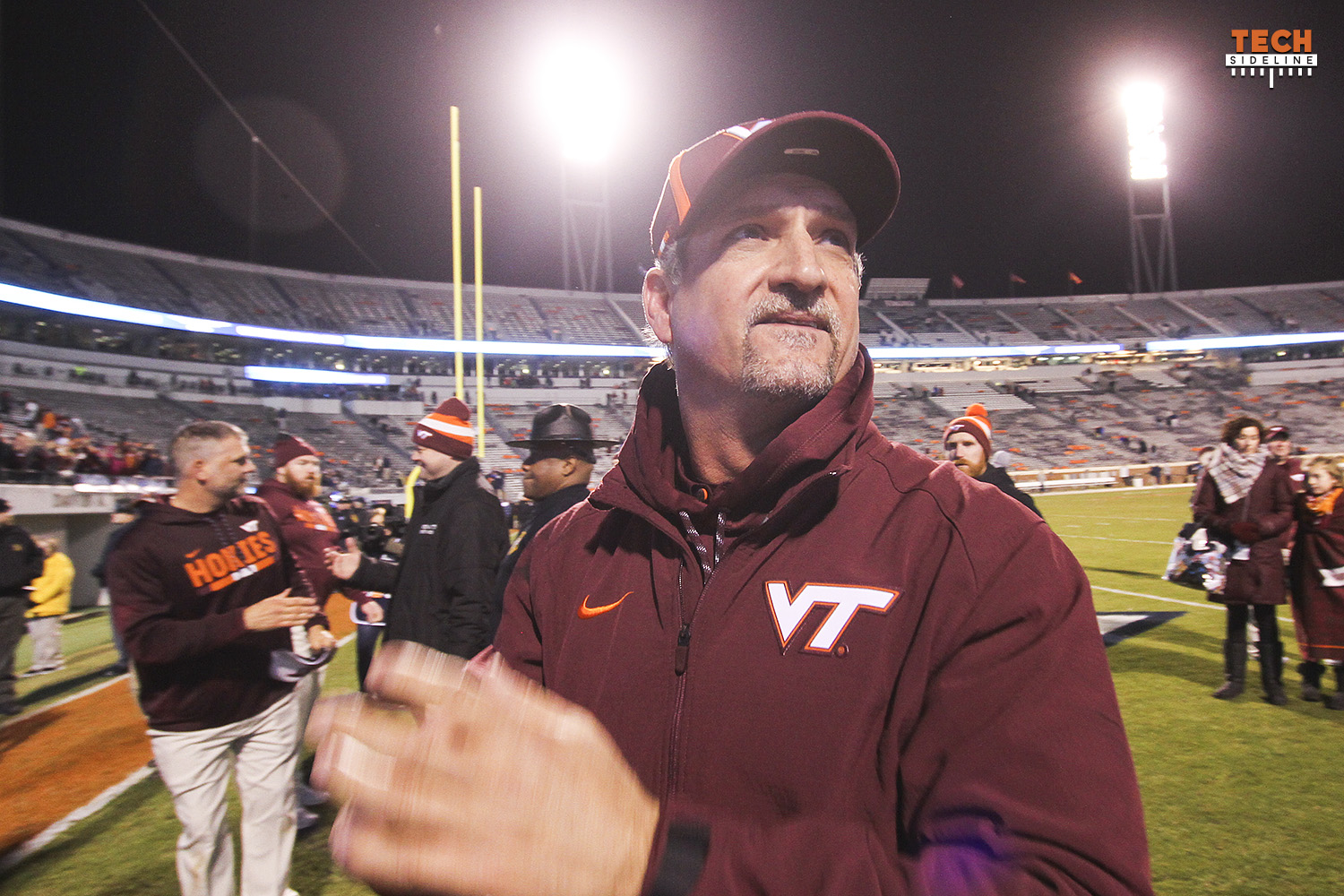 Bud Foster, Virginia Tech