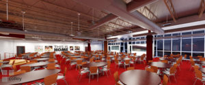 Virginia Tech Student-Athlete Performance Center