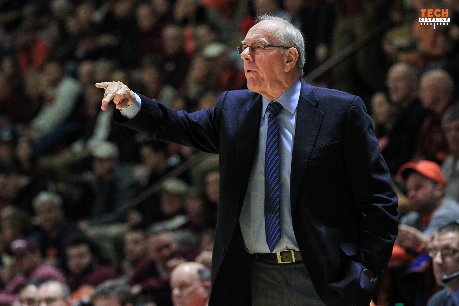 Jim Boeheim, Virginia Tech