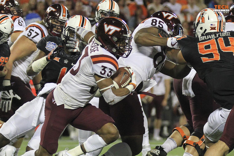 Deshawn McClease Virginia Tech
