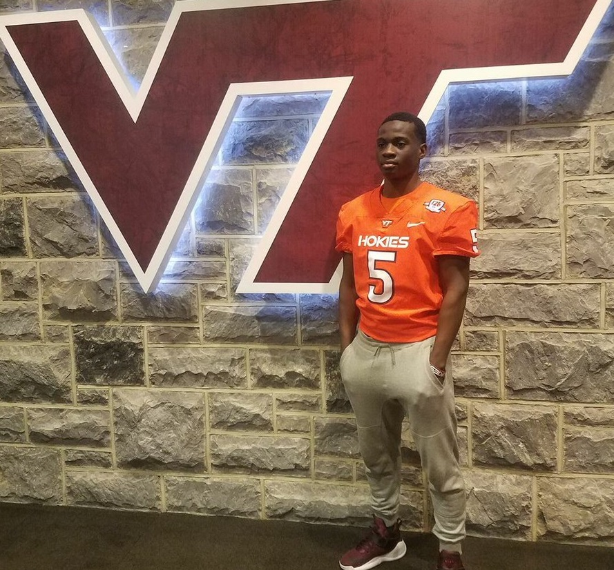 Mike Sainristil Virginia Tech