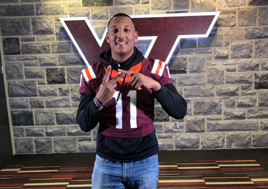 Virginia Tech recruiting SavionJackson
