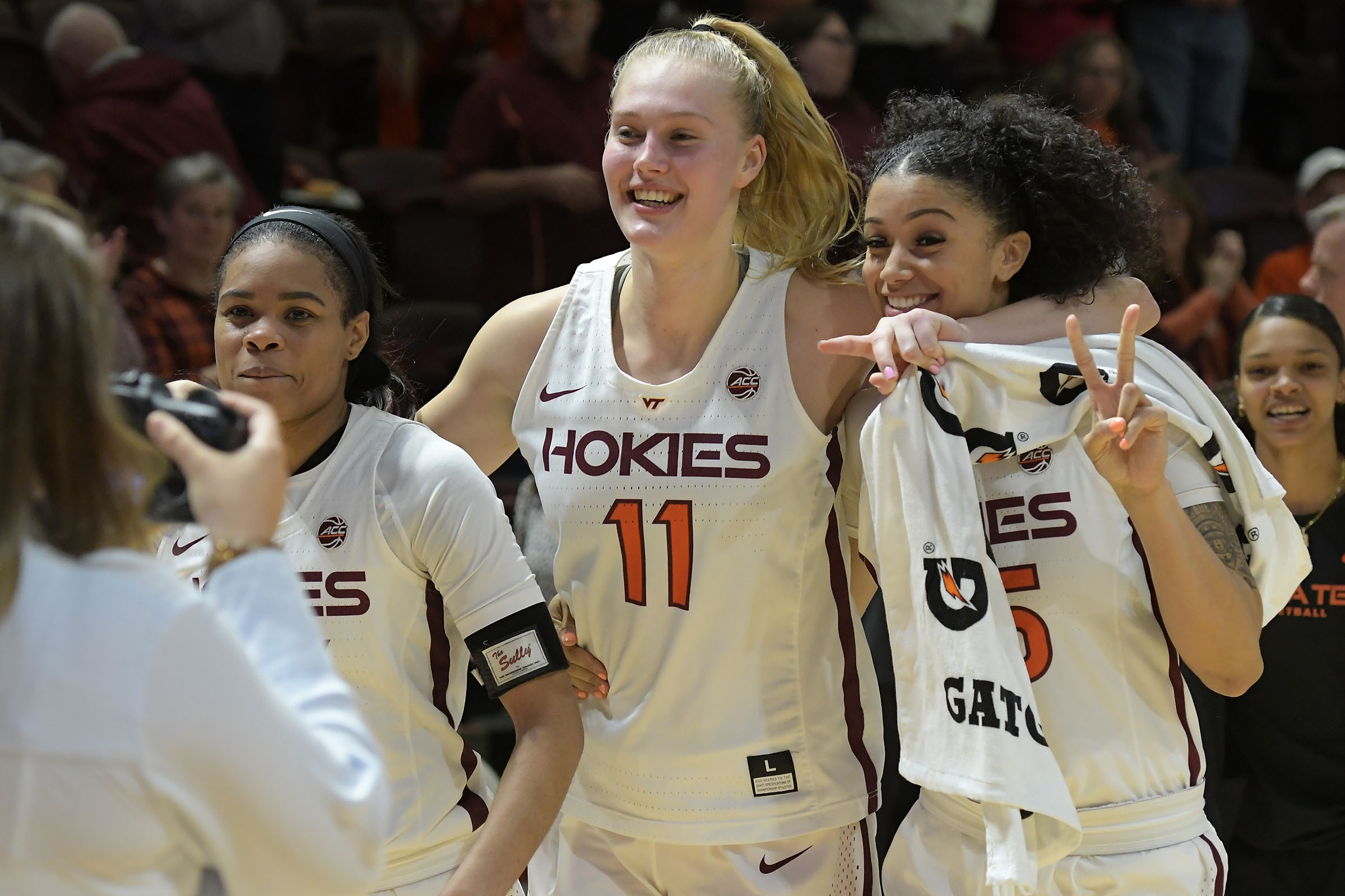 Virginia Tech women's basketball