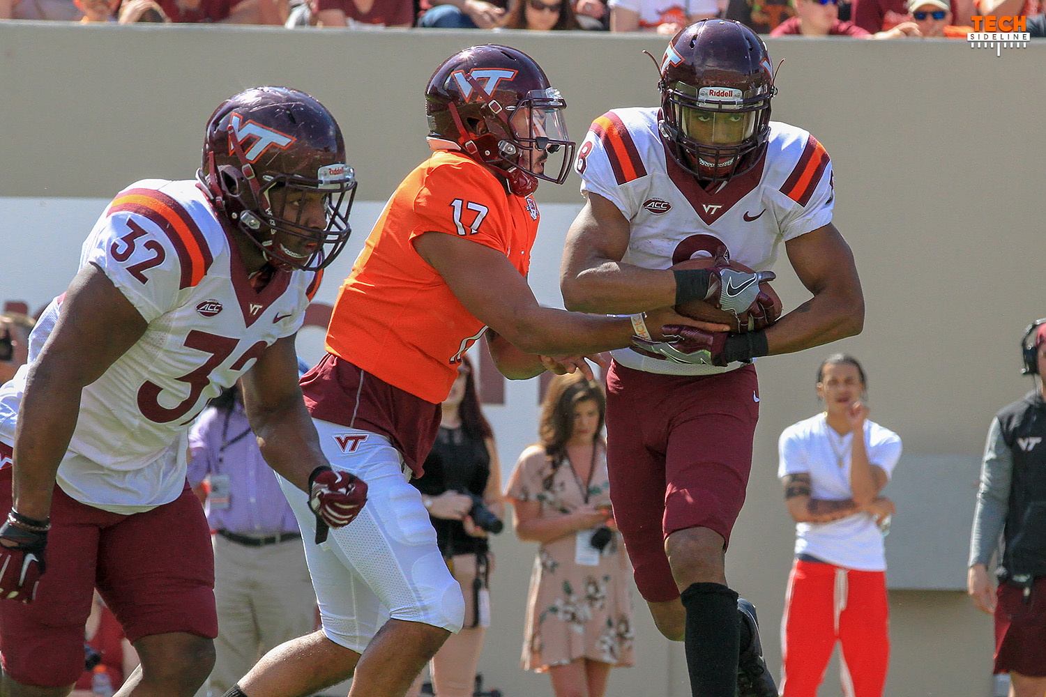Virginia Tech Football And The Transfer Portal Inside The Numbers