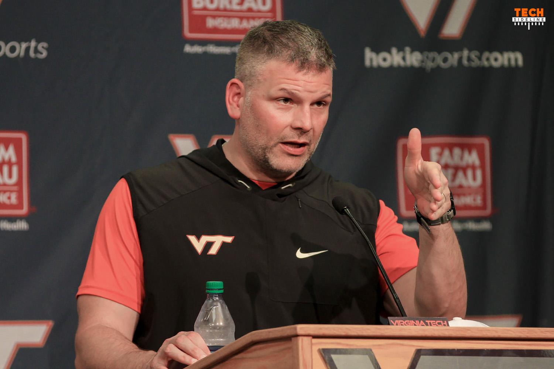Virginia Tech, Justin Fuente