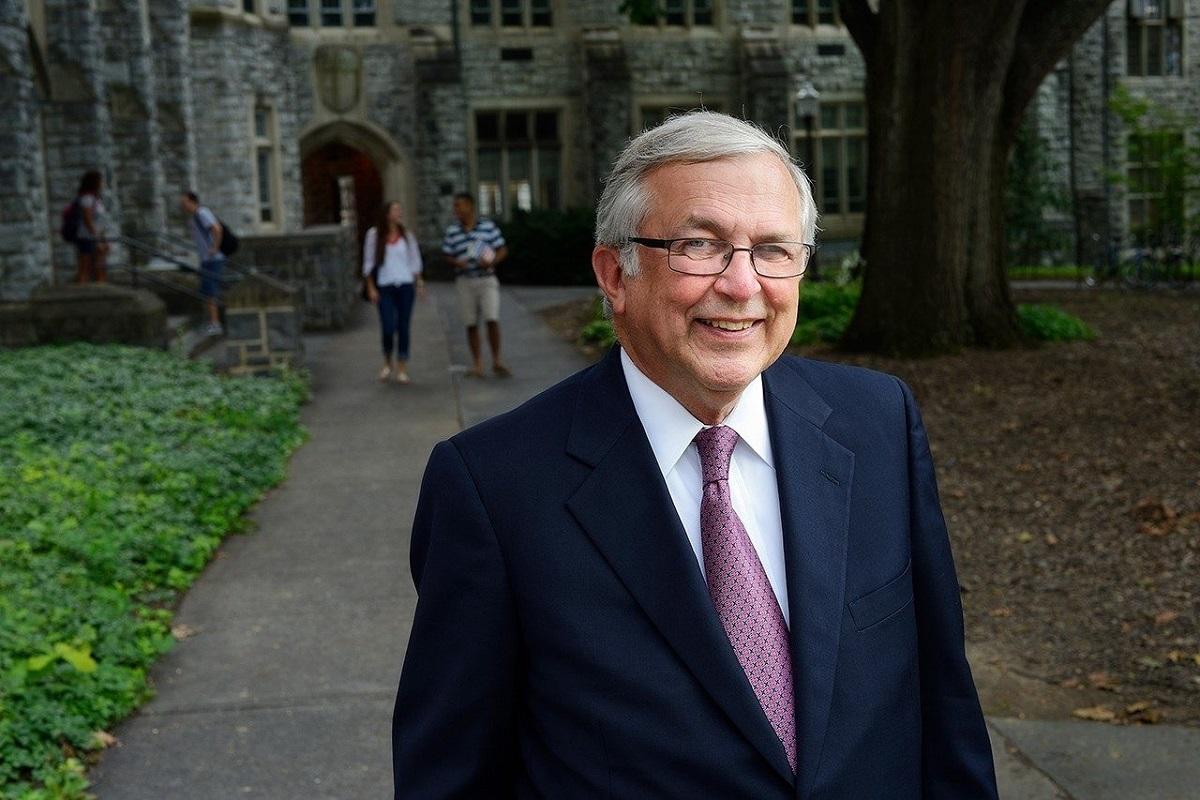 Charles Steger Virginia Tech