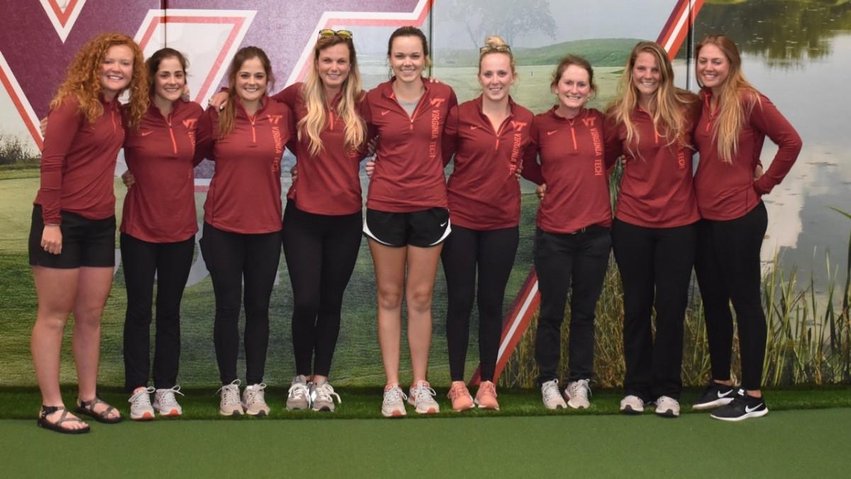 Virginia Tech Women's Golf