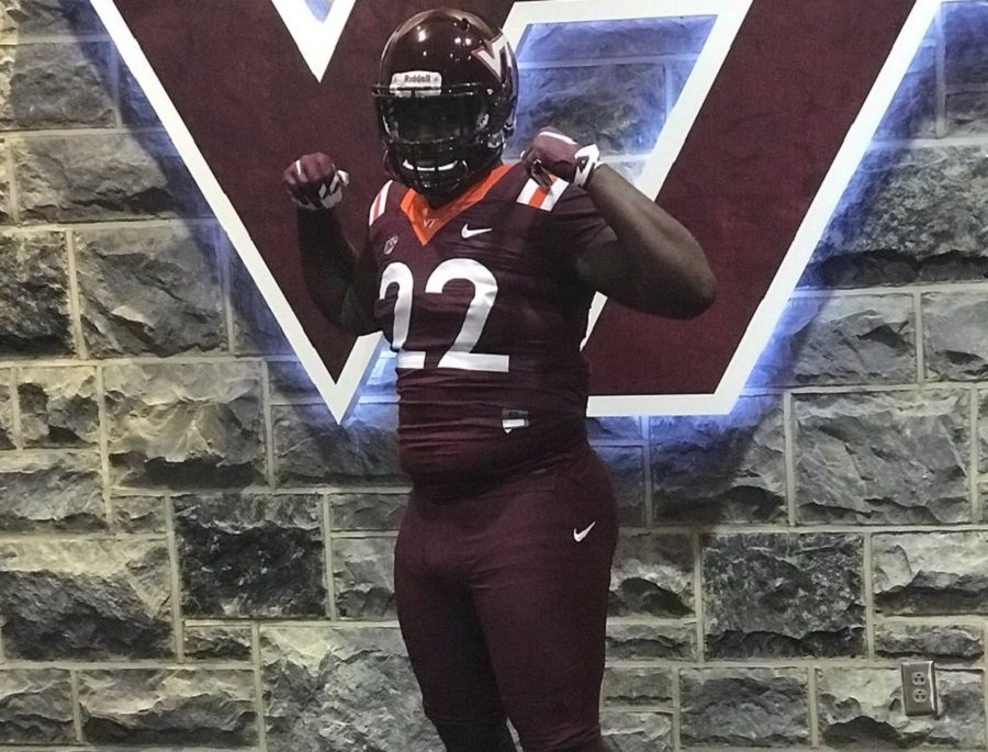 MarioKendricks Virginia Tech