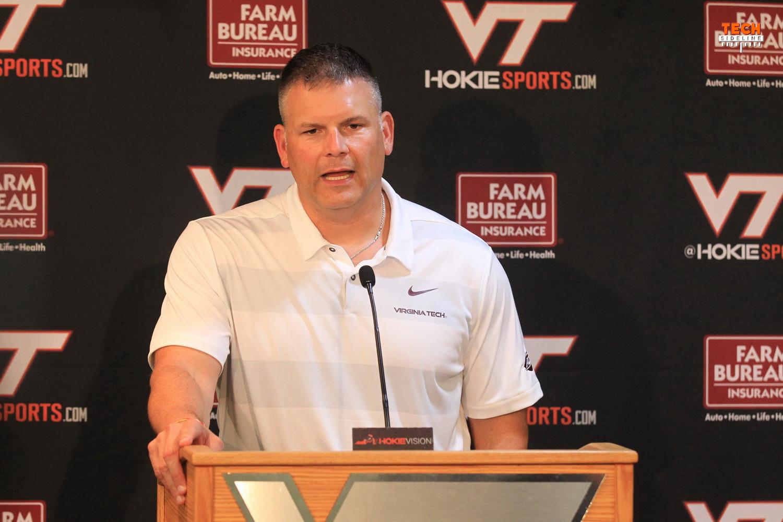 Justin Fuente Virginia Tech