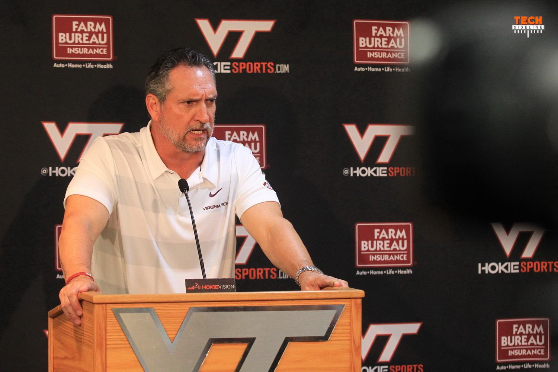 Bud Foster Virginia Tech