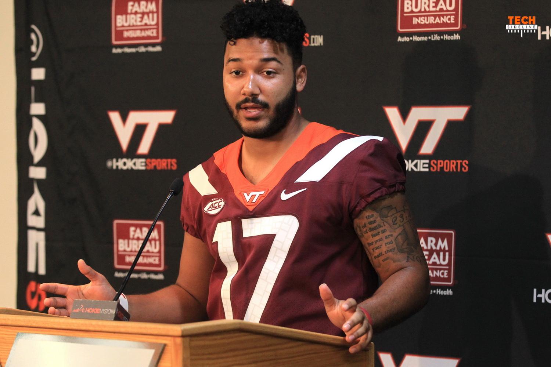 JoshJackson Virginia Tech
