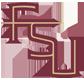 FSU Seminoles logo, virginia tech football roster cards