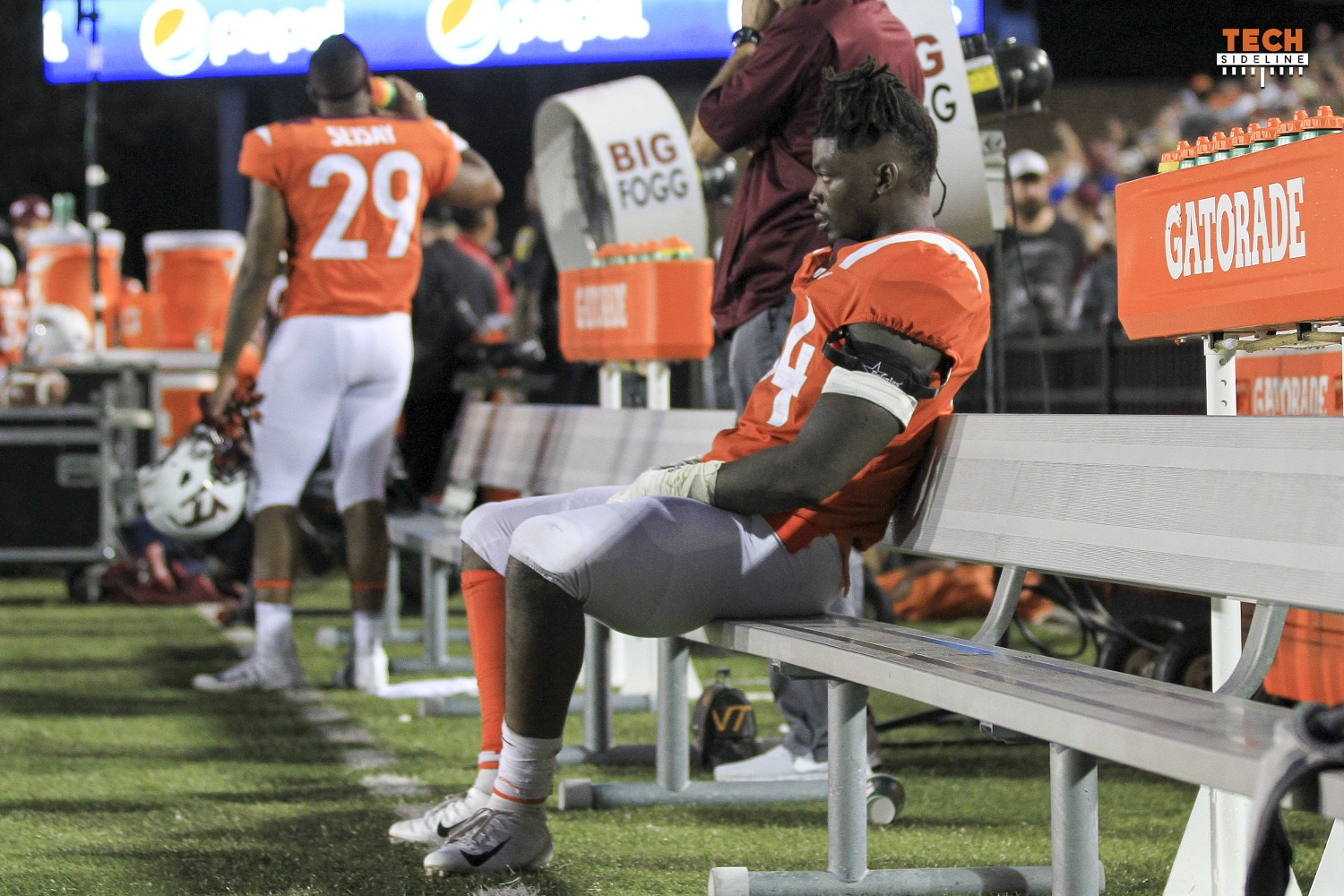Virginia Tech Football Dismisses Trevon Hill Techsideline Com