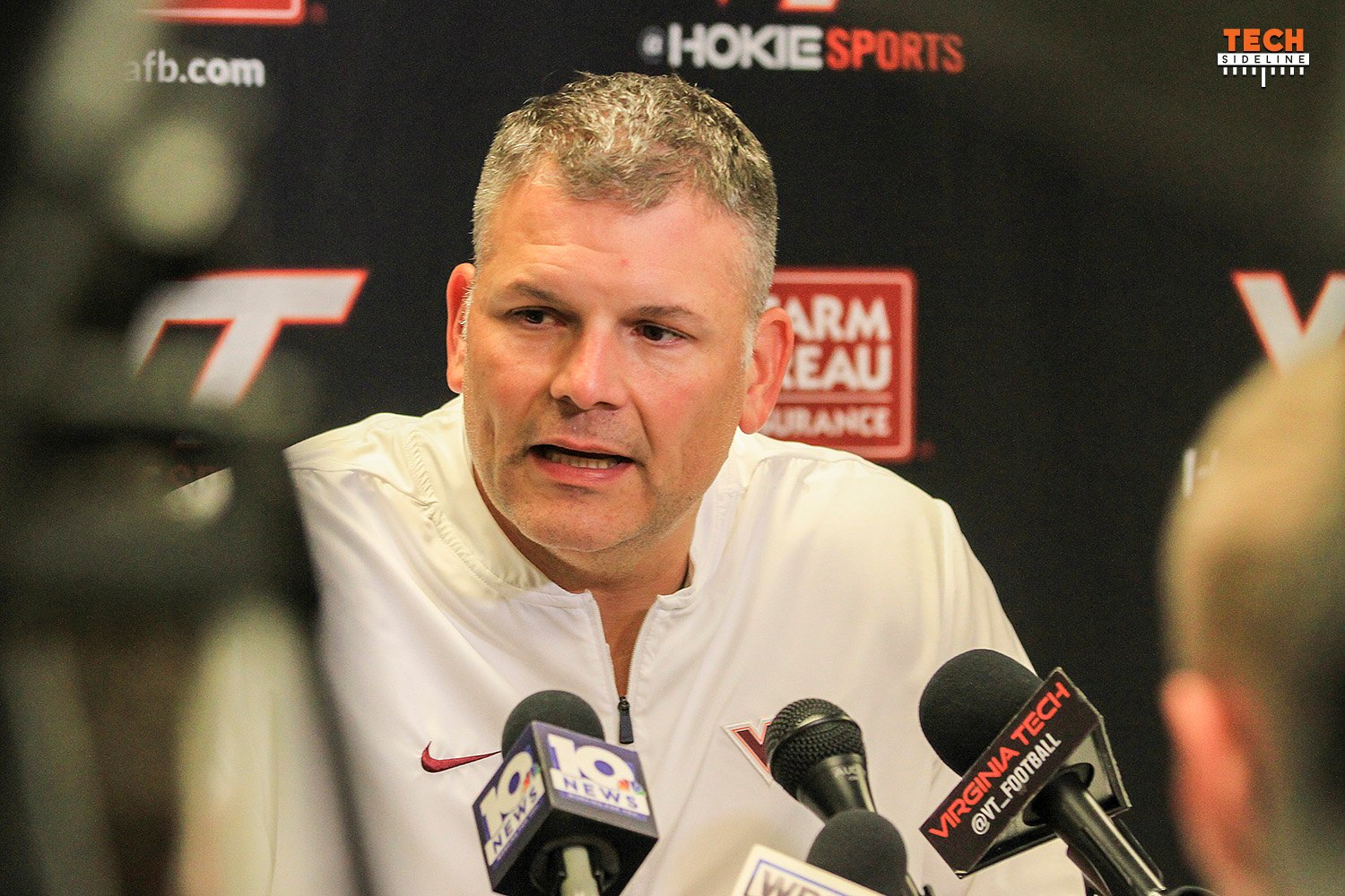 Virginia Tech, Justin Fuente