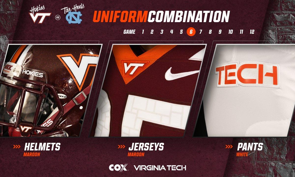 uniform reveal unc 2018
