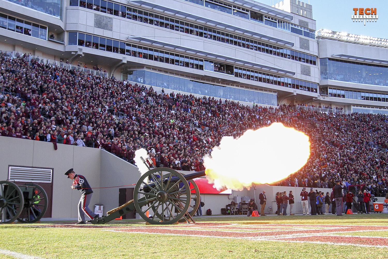 Virginia Tech Skipper Cannon