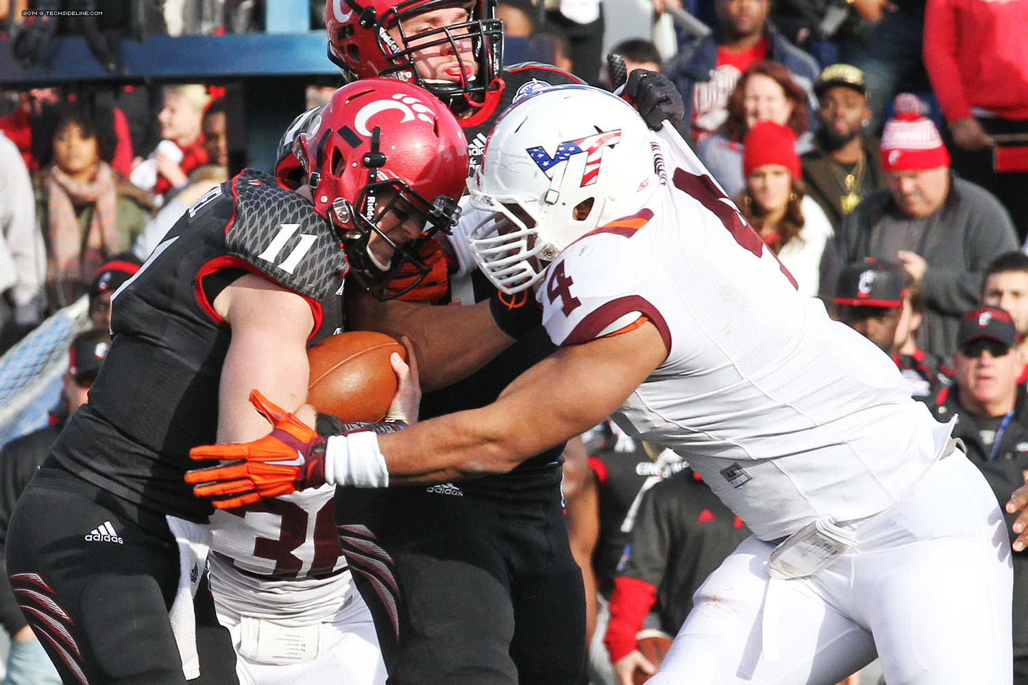 Virginia Tech Cincinnati Military Bowl