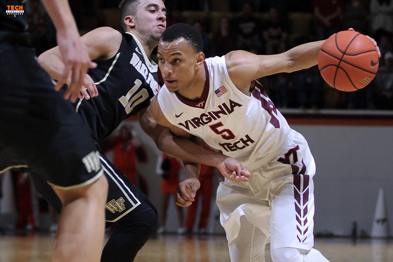 Justin Robinson Virginia Tech