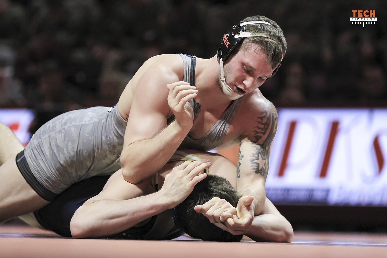 Zack Zavatsky Virginia Tech Wrestling