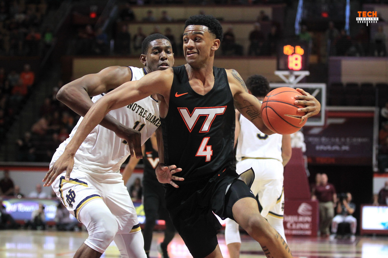Nickeil Alexander-Walker Virginia Tech