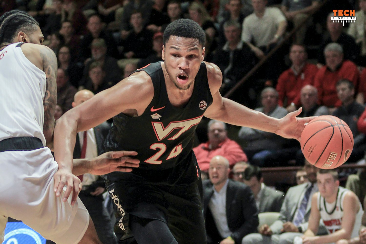 Kerry Blackshear Virginia Tech