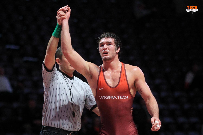 David McFadden Virginia Tech Wrestling