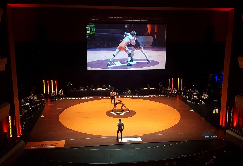Virginia Tech Wrestling